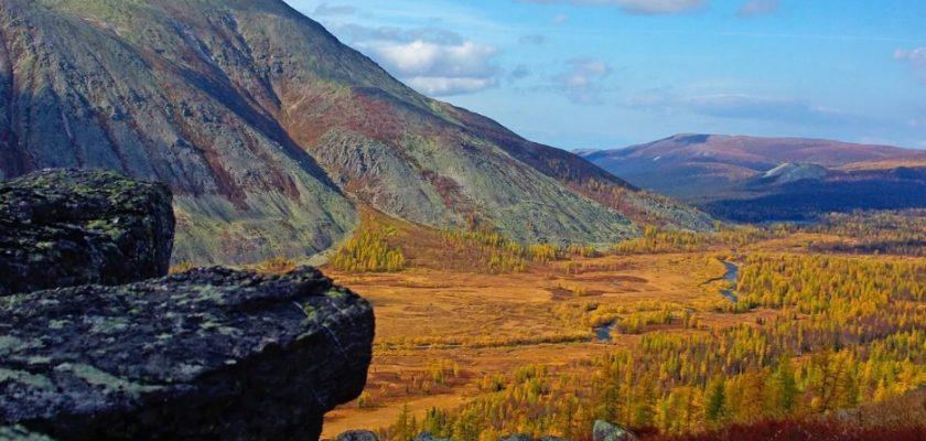 Красивые парки России
