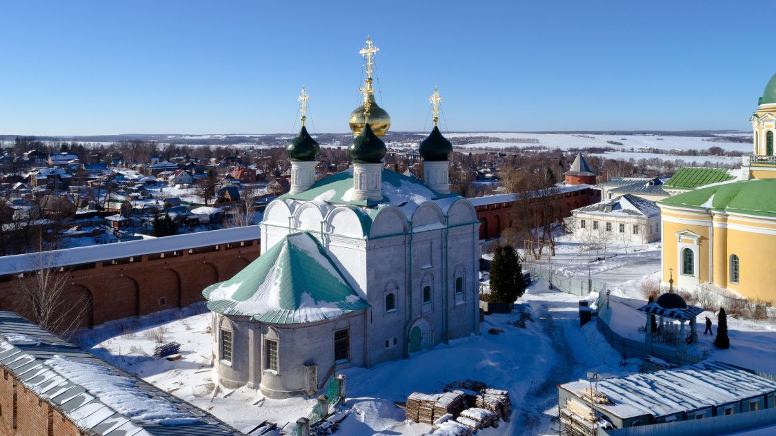 Зарайск (Московская область)