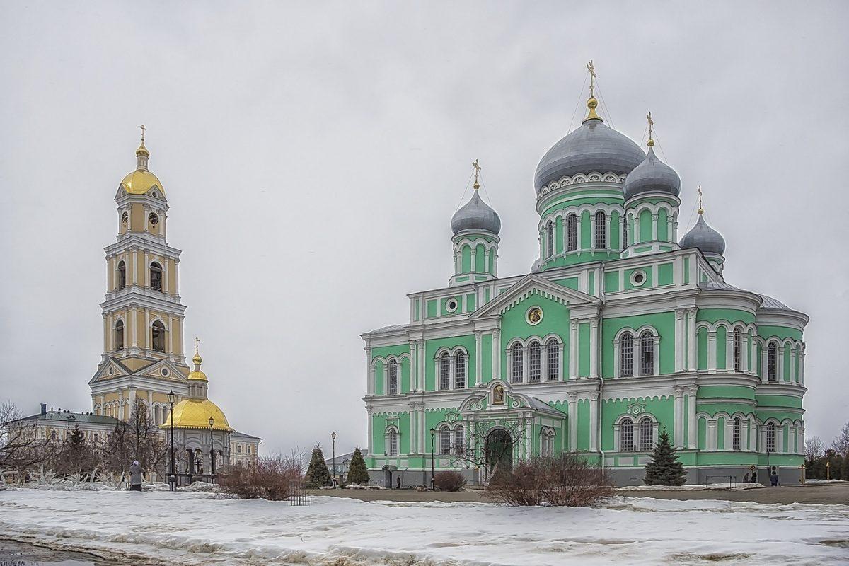 Серафимо-Дивеевский монастырь (Нижегородской области)