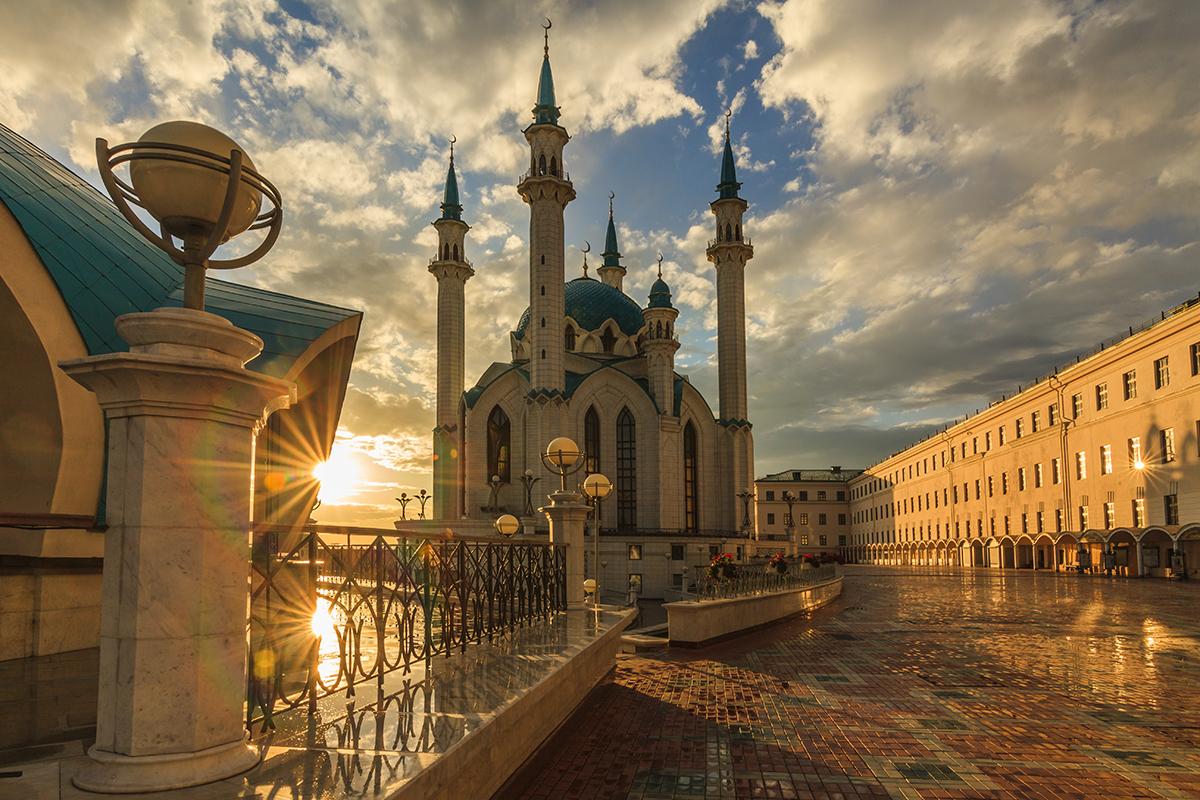 Казань центр города