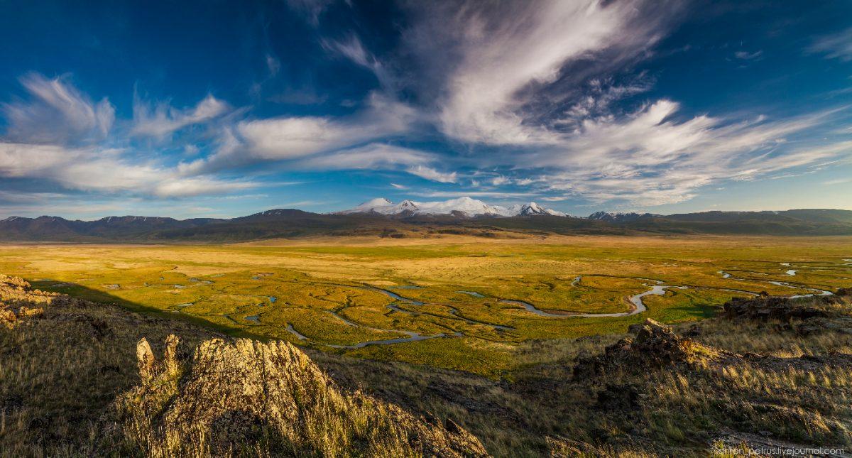 Плато Укок в Алтайском крае