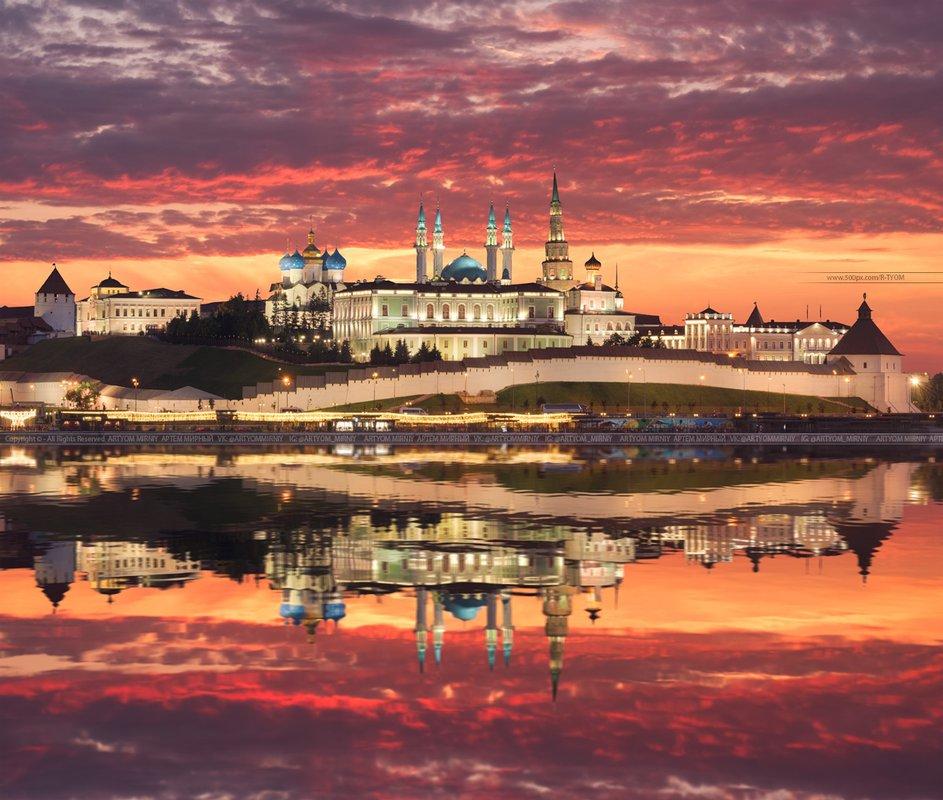 Закатная Казань