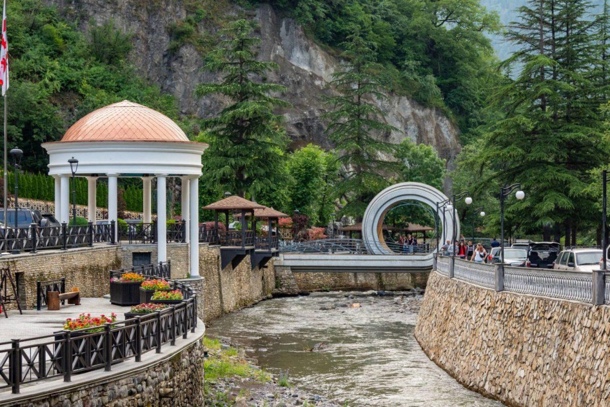 Боржоми - грузинская здравница для всех и каждого 1