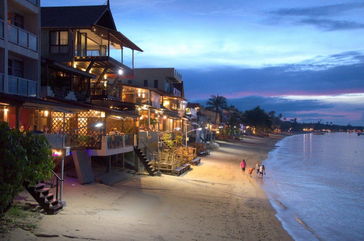 Остров Самуи - райское место для всей семьи 8