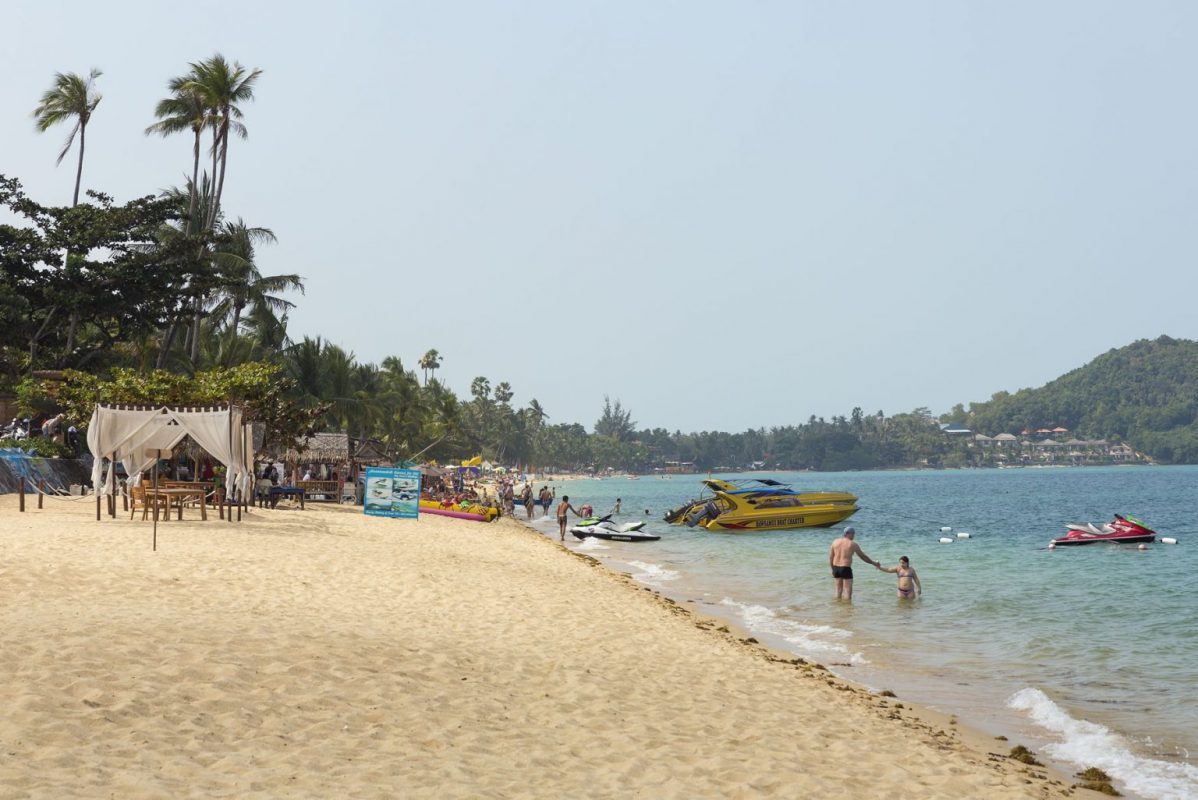 Остров Самуи - райское место для всей семьи 9