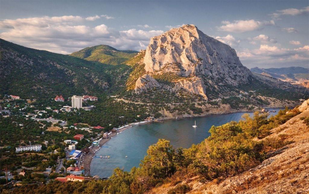 Новый свет - маленькая сказка Крыма 1