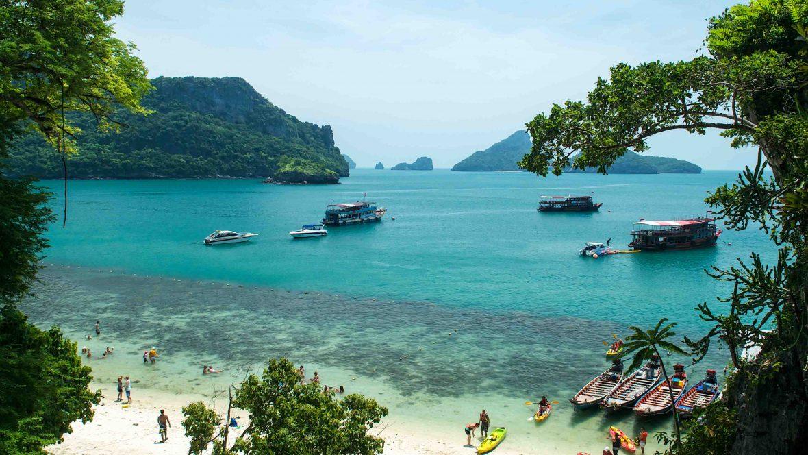 Остров Самуи - райское место для всей семьи 2