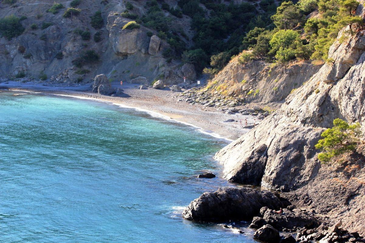 Царский пляж