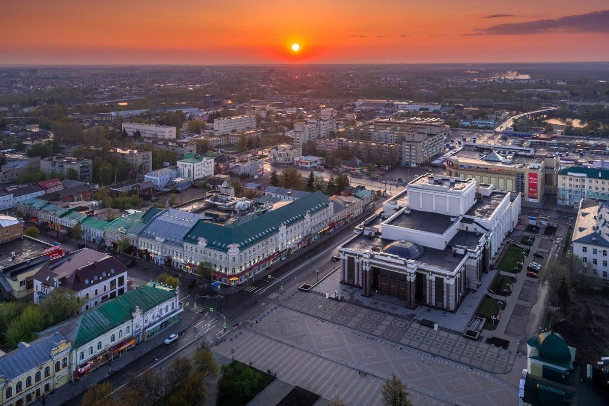 Новосибирск, Пенза и Серпухов - визитные карточки городов, которые стоит посетить 8