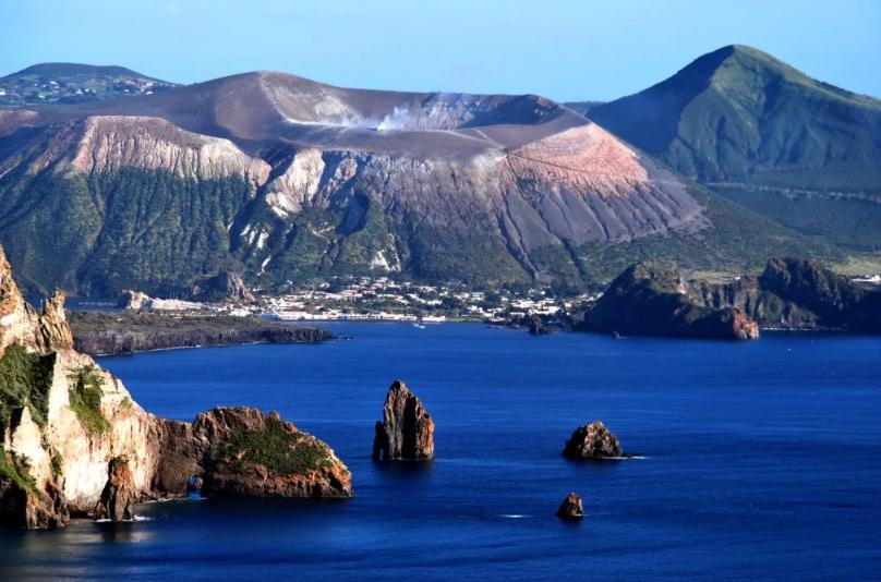 Остров Вулькано, Италия