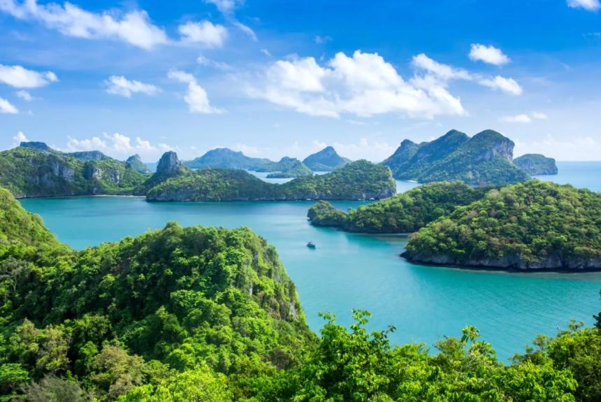 Остров Самуи - райское место для всей семьи 11