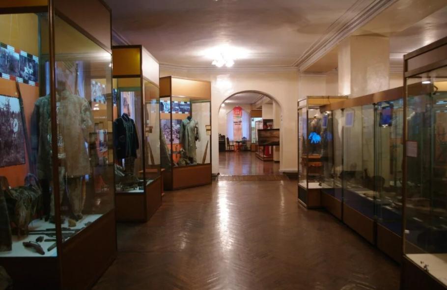 Иркутский краеведческий музей