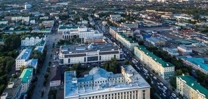 Новосибирск, Пенза и Серпухов - визитные карточки городов, которые стоит посетить 1
