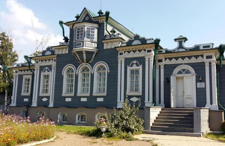 Иркутский музей декабристов и Дом Европы