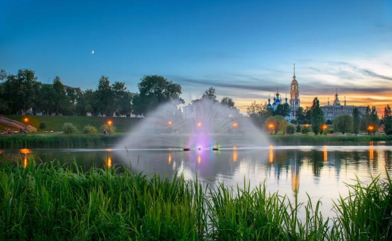 Набережная Тамбова ФОТО: Андрея Щербакова, Источник: cdn.photosight.ru