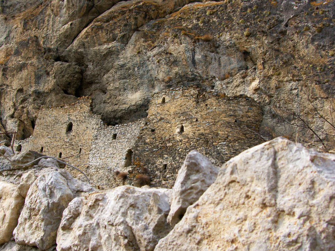 Крепость Осетия