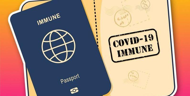 Паспорта вакцинации для путешествий – хорошая или плохая идея? 1