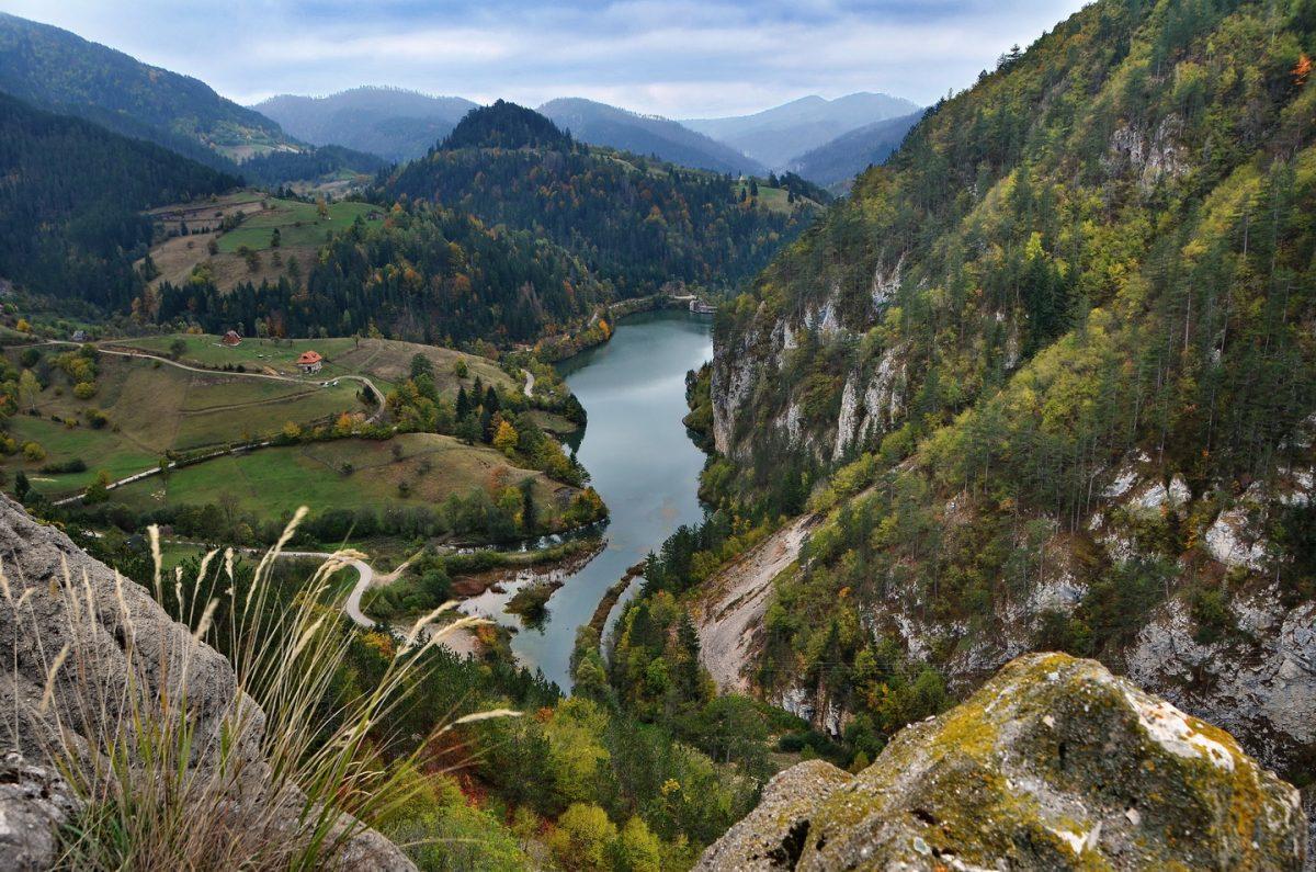Юго-запад Сербии природа