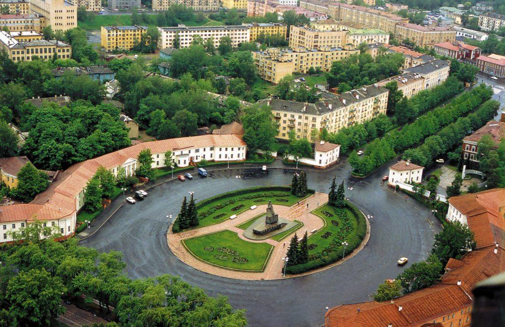 Площадь Петрозаводска