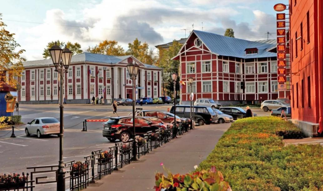 Петрозаводск улица