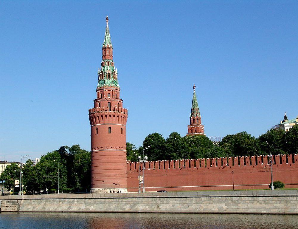 Водовзводная башня Московского Кремля