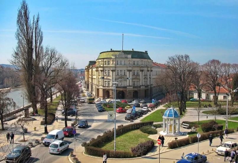 Сербия, город Ниш