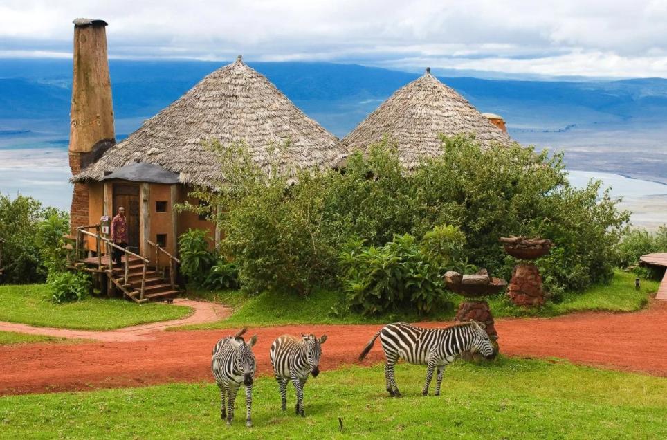 Красоты Танзании
