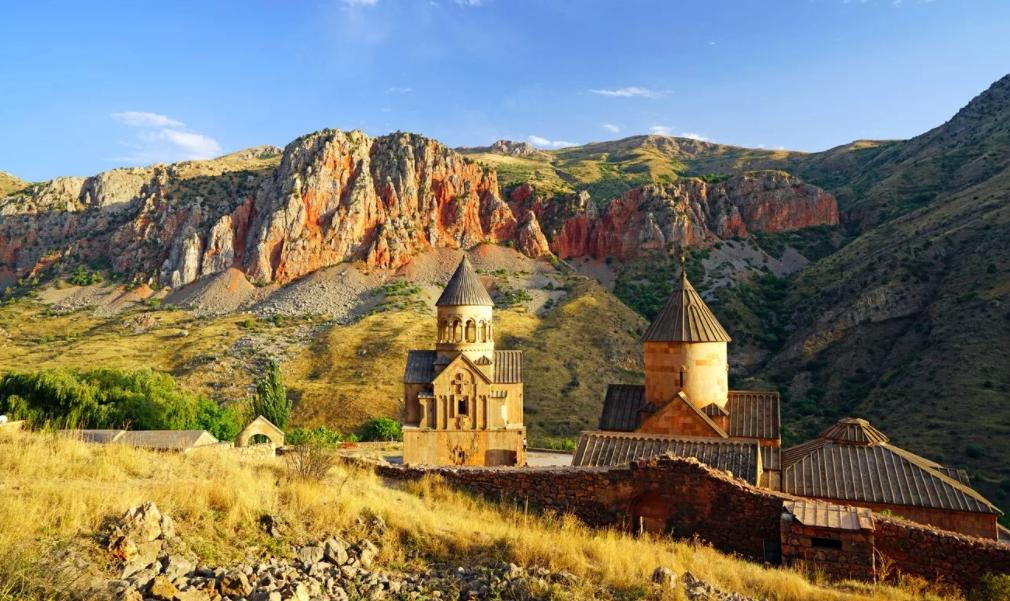 Армения виды