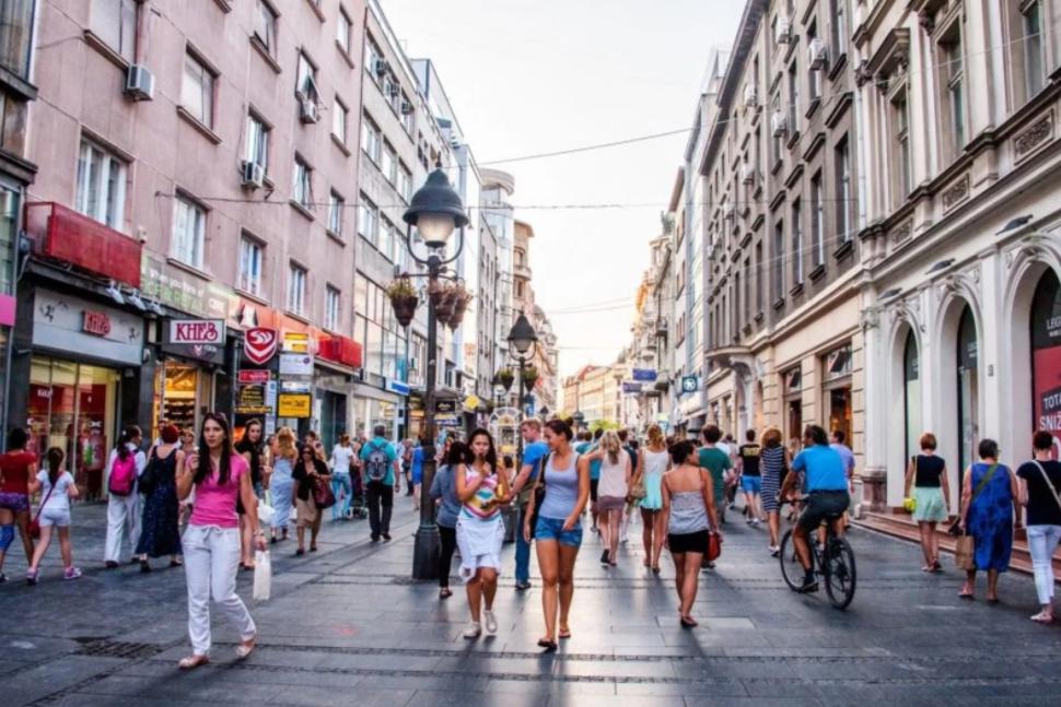Улицы Сербии