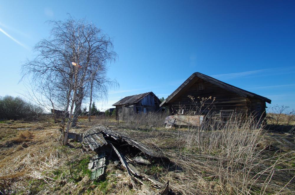 Чаронда, Вологодская область