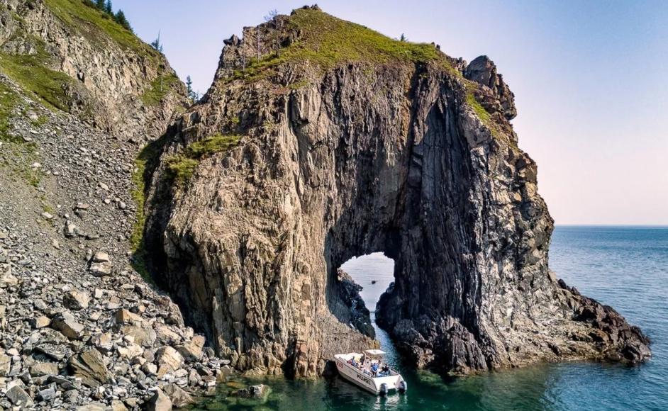 Шантарские острова: киты, скалы и удивительное Охотское море 1