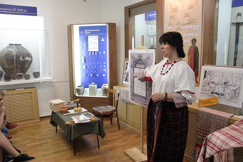 Курский государственный музей археологии