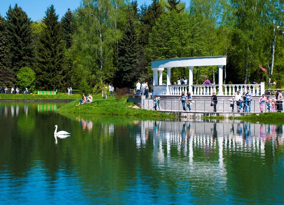 Центральный ботанический сад Минска