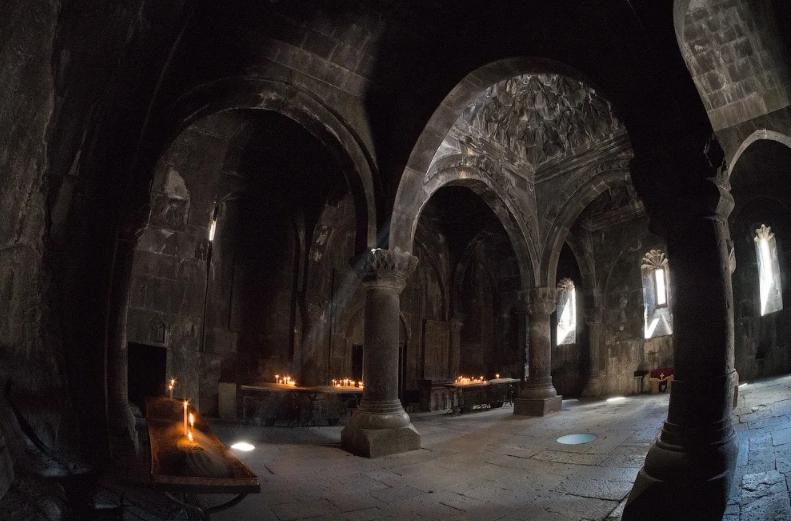 Монастырь копья Гегард
