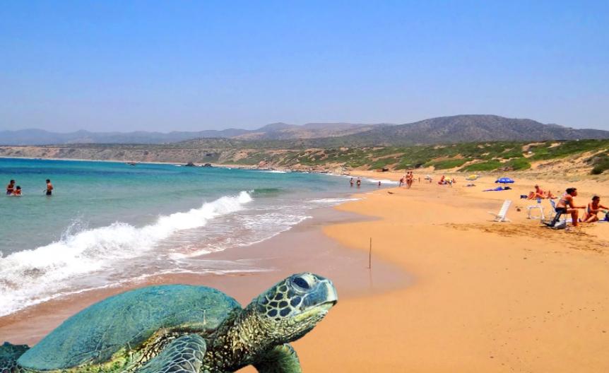 Пляж Лара Пафос