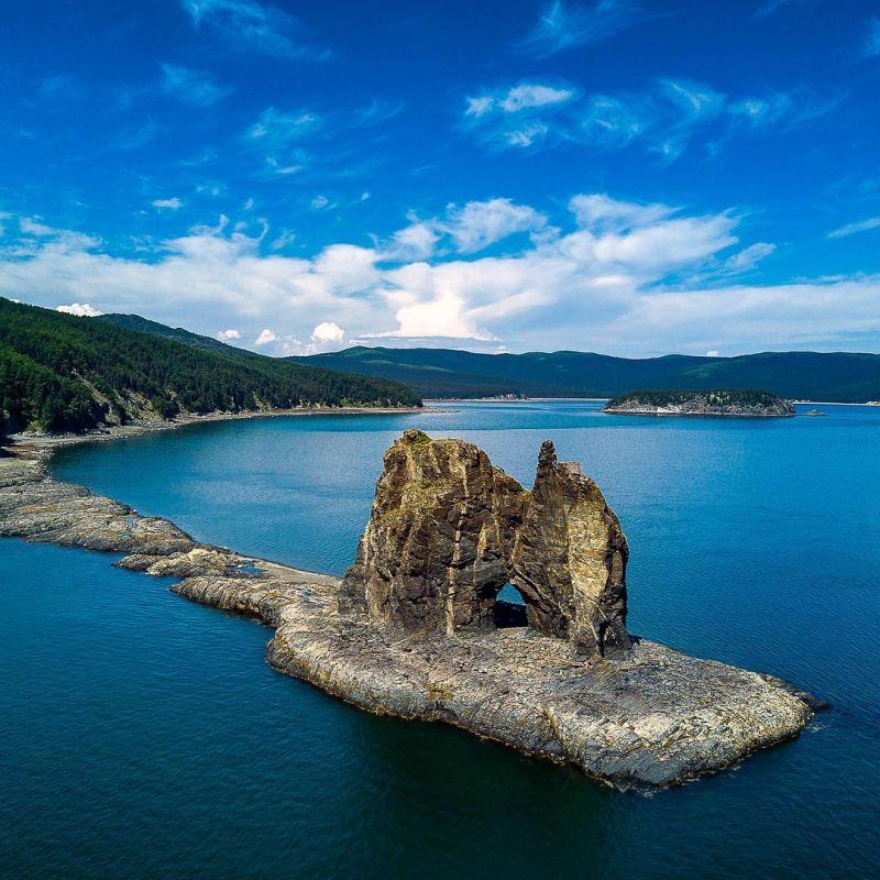 Остров Феклистова