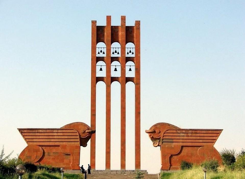 Мемориальный комплекс Сардарапат