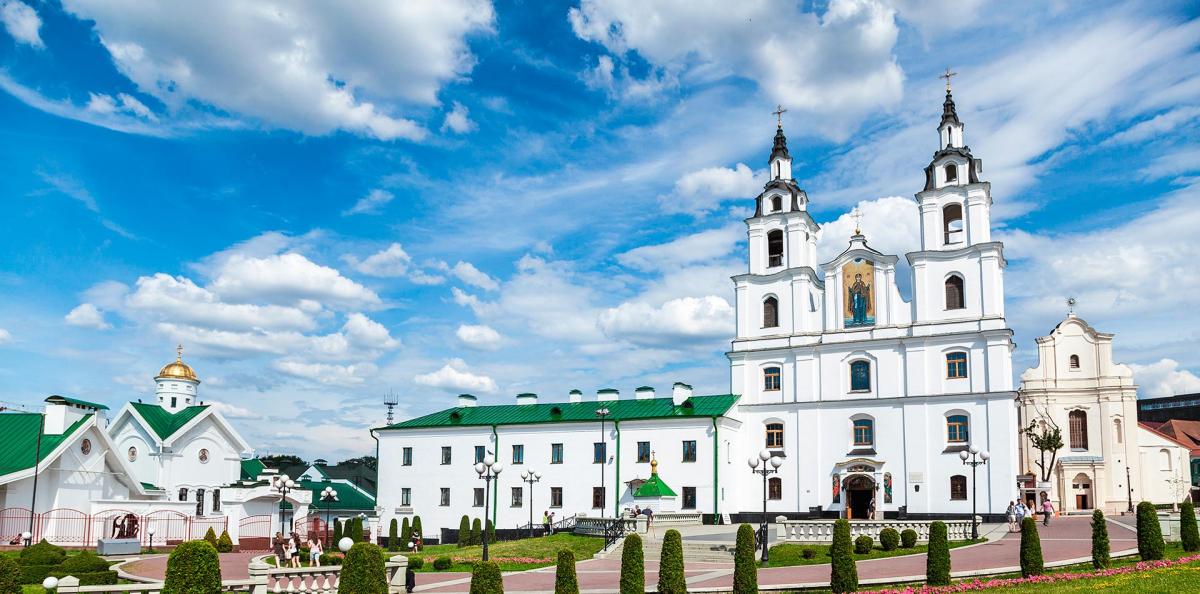 Кафедральный собор Сошествия Святого Духа Минск