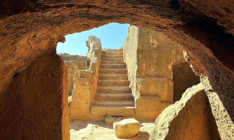 Гробницы Царские Пафос