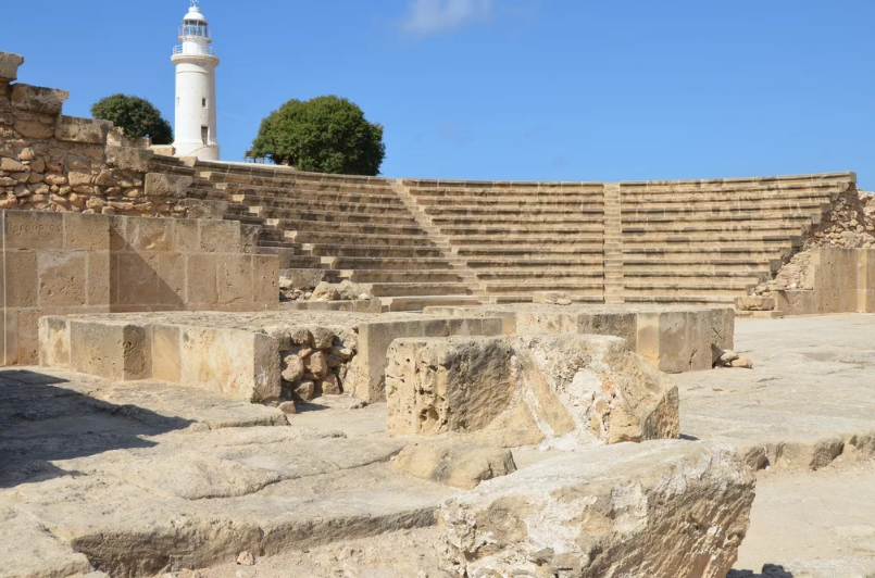 Одеон театр Пафос