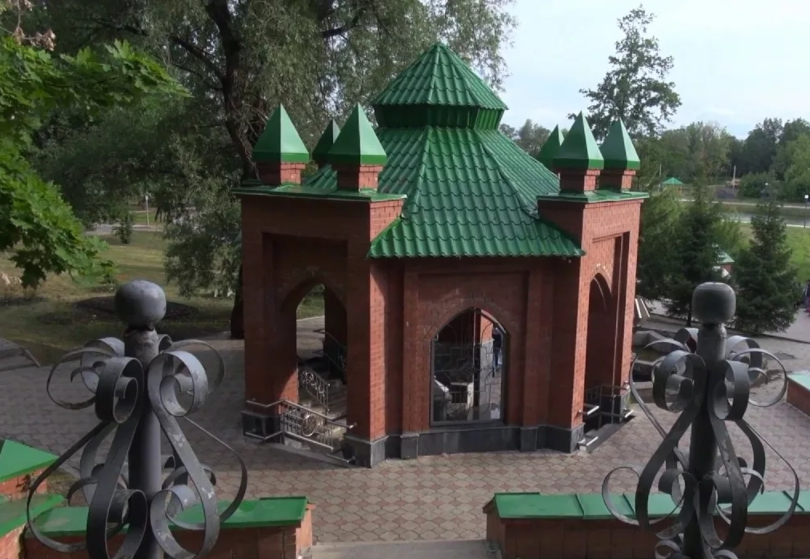 Белярский музей-заповедник, Святой ключ