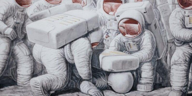 Куда пойти, что посмотреть: Космос наш! в ARTSTORY 1