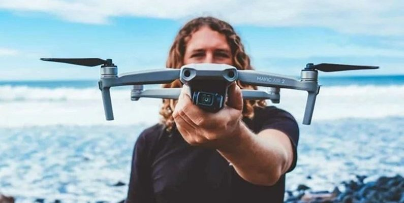 Три лучших дрона для путешествий 1