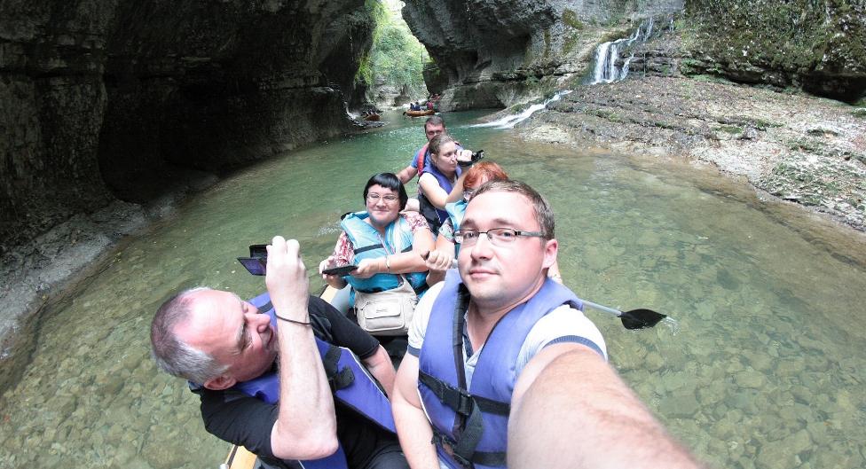 Пещера Мотена Грузия