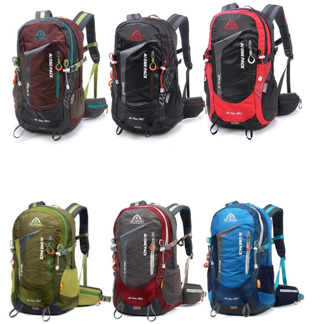 38-литровый рюкзак AI ONE PACK CLIMBI