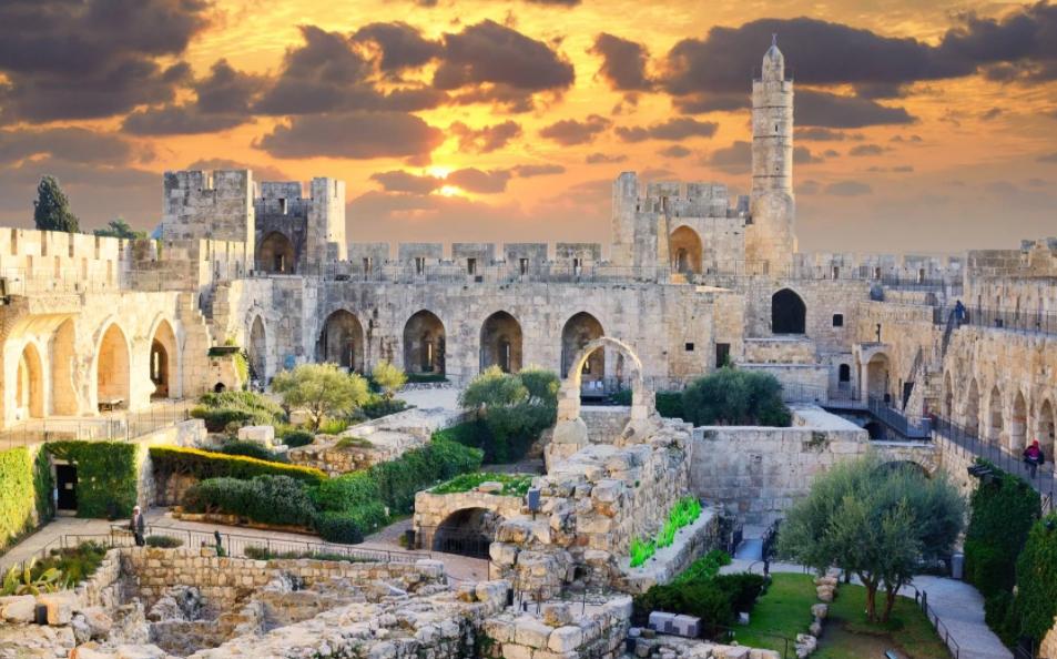 Святой город Иерусалим