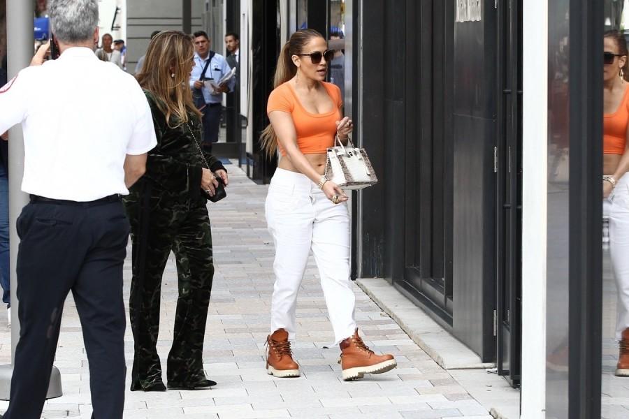 Дженифер Лопес в Майями