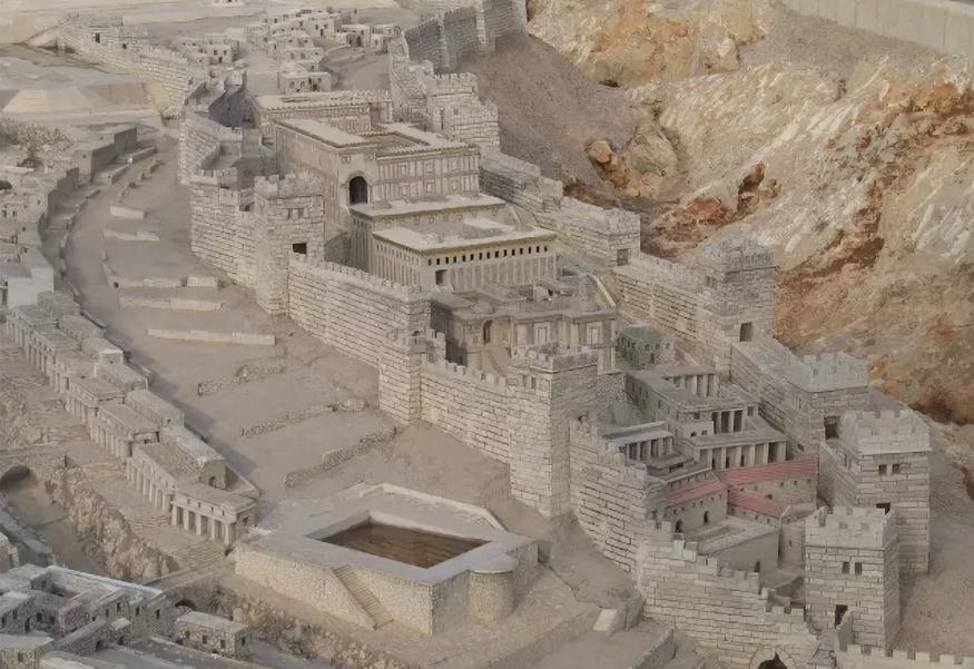 Город Давида в Израиле