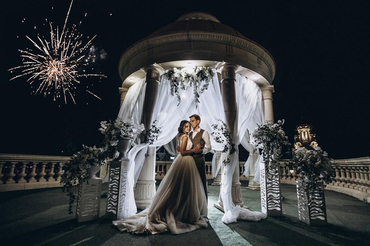 Свадебная церемония в Ницце
