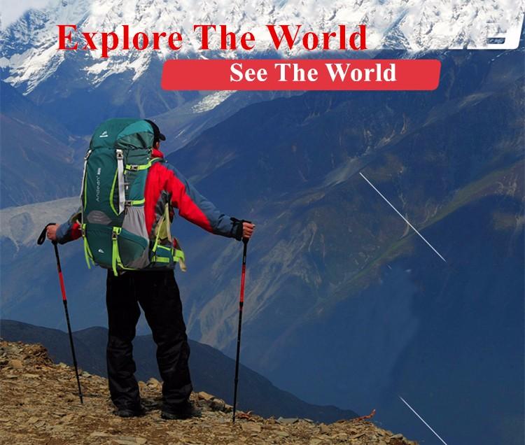 Надёжные туристические рюкзаки от AliExpress 5